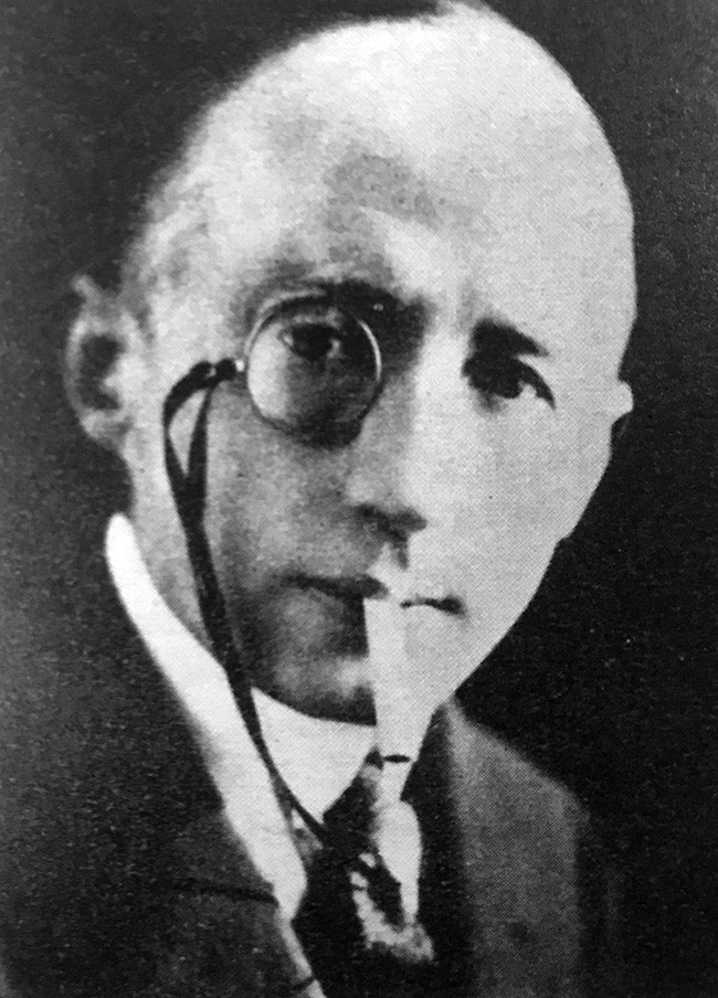 Colonel Ormonde Winter, head of the 'Cairo Gang'