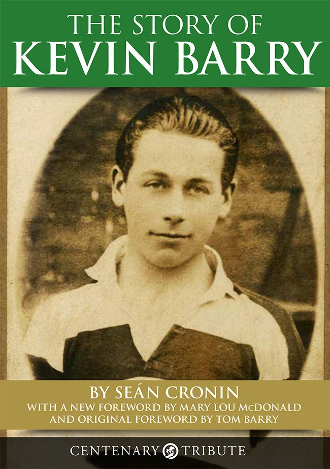 Kevin Barry book