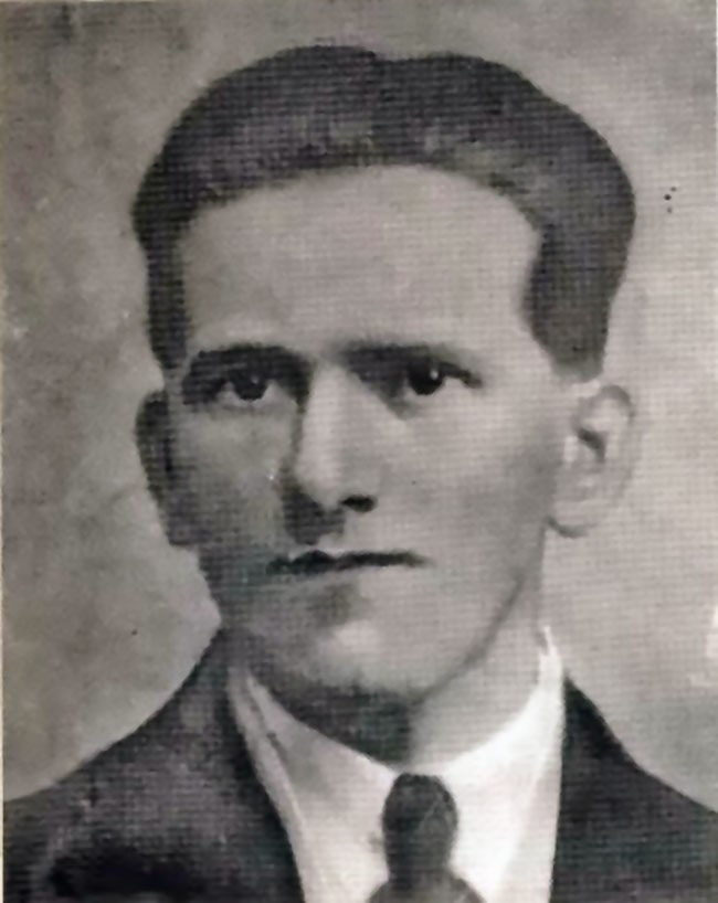 Louis D'Arcy