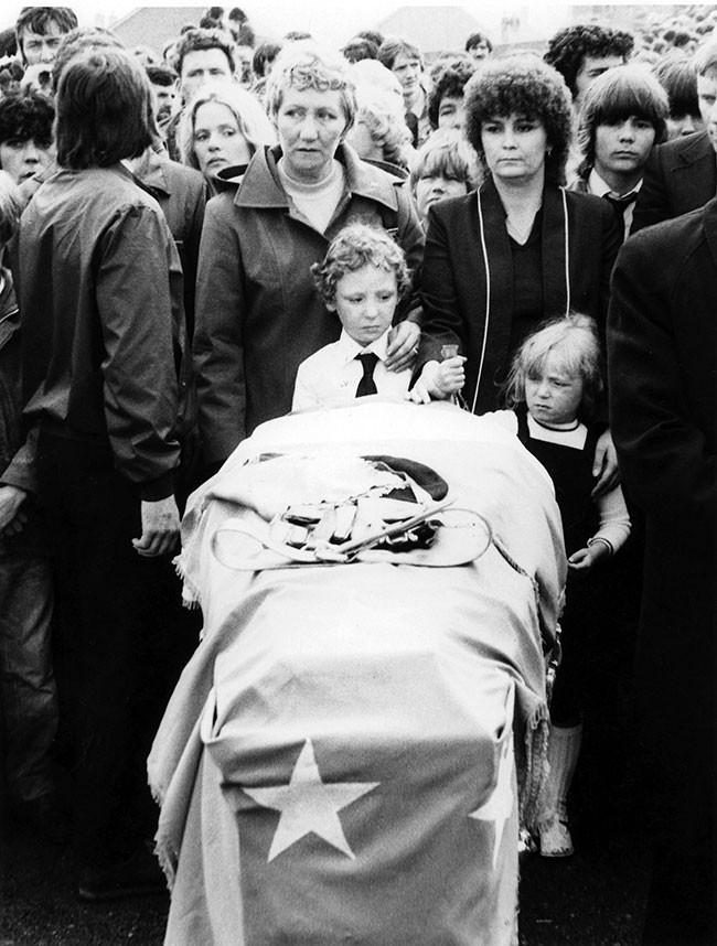 Michael Devine funeral 2