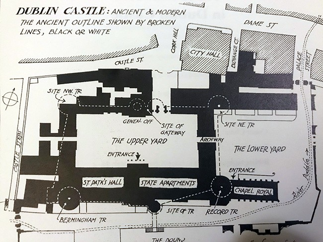 Plan of the Castle