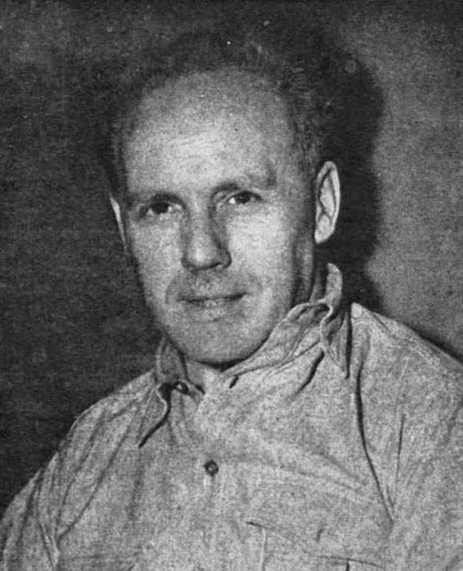 Seán Russell 1930s
