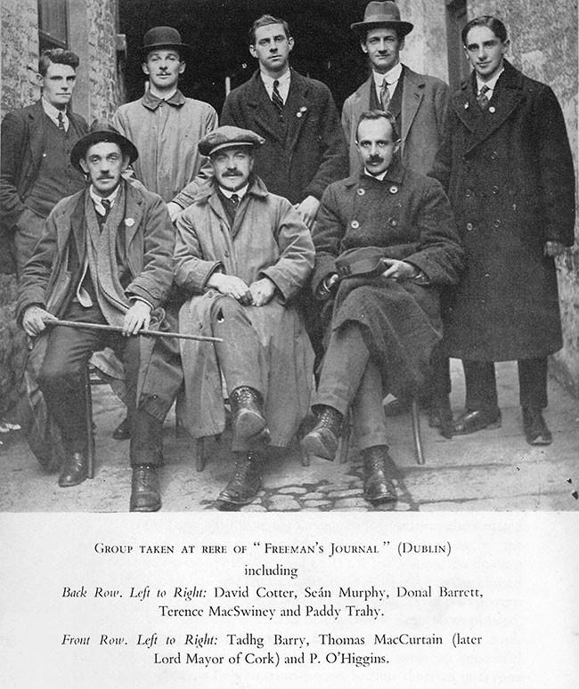 MacSwiney group