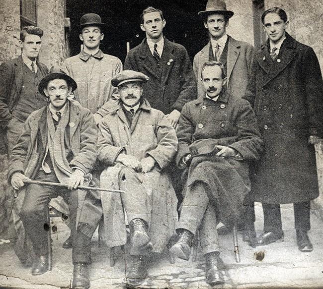 Tomas Mac Curtain group