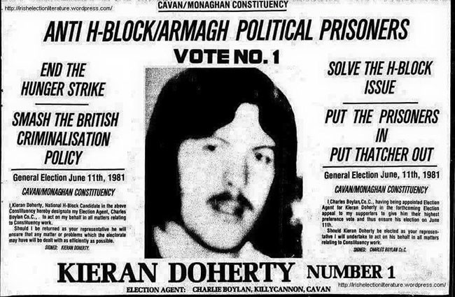 Doherty poster