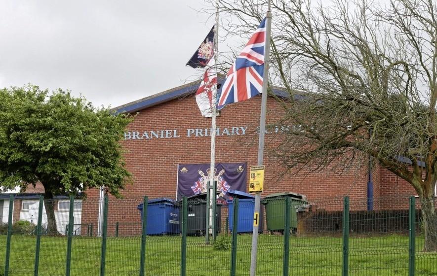 Braniel Primary School.