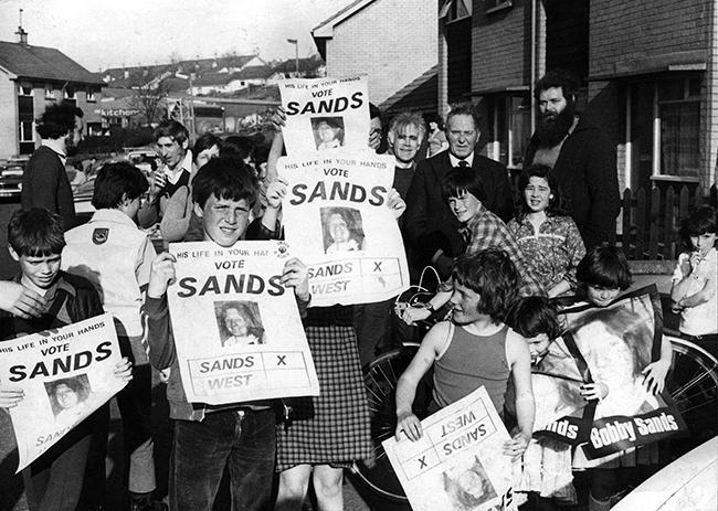 Sands election 1