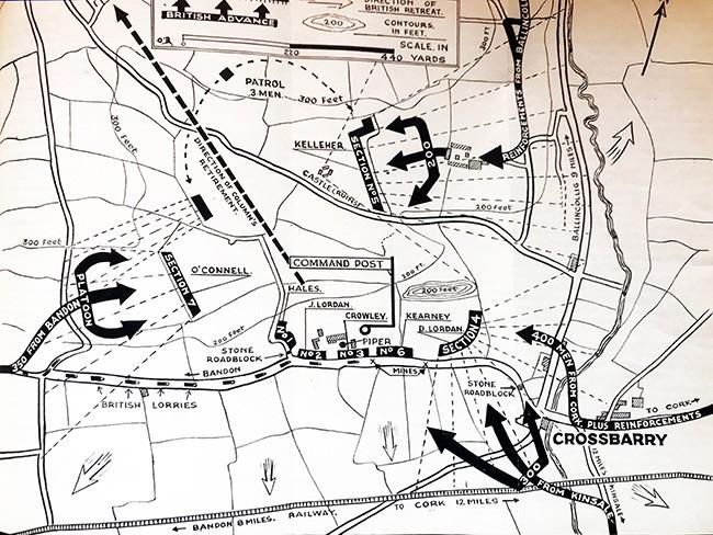Crossbarry Map