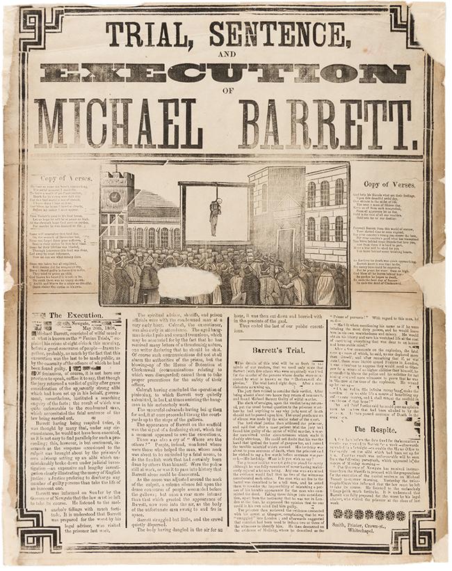 Michael Barrett paper