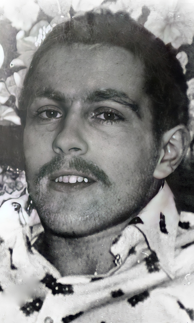 Francis Hughes headshot 3