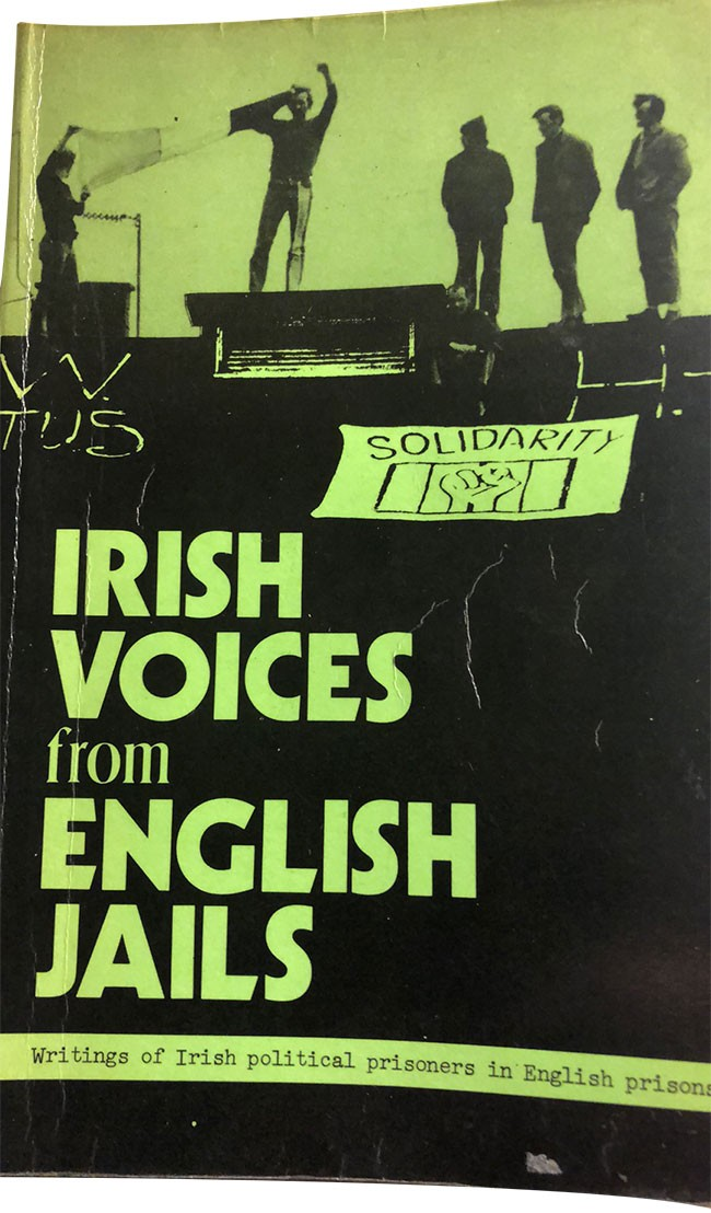 Irish Voices from English Jails