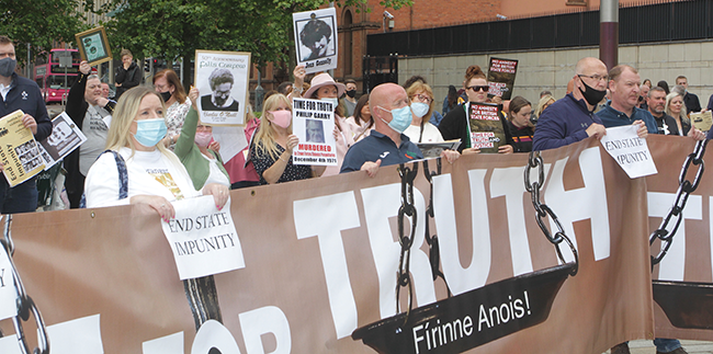 Time for Truth demonstration 2