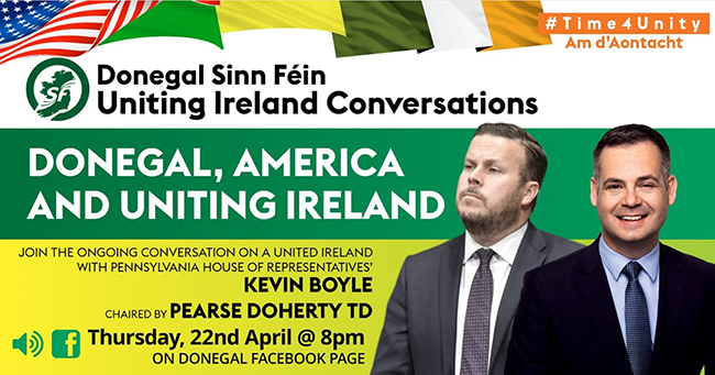 Kevin Boyle and Donegal SF