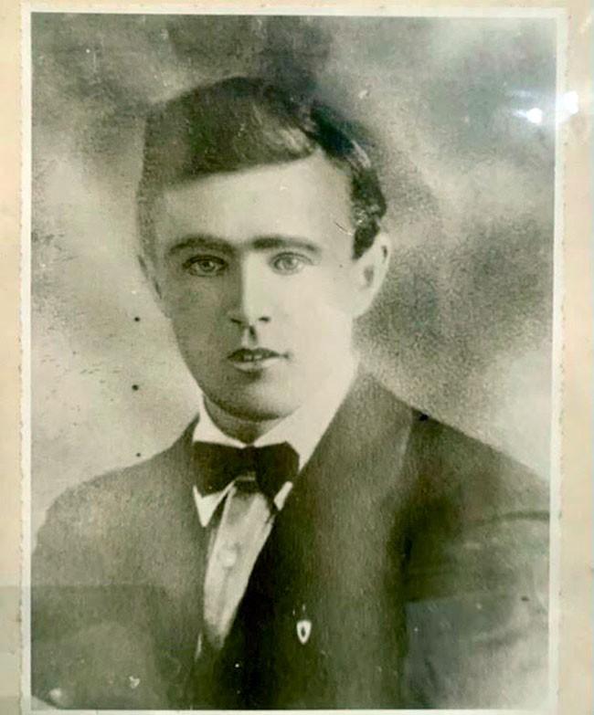 Vol. Joseph O'Donoghue