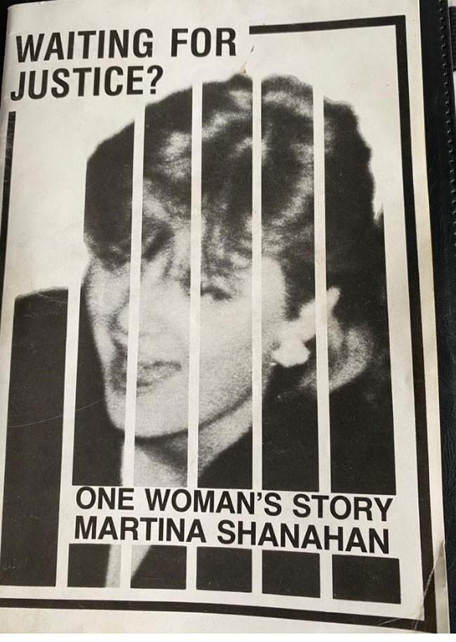 Martina Shanahan 1
