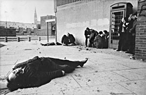Barney McGuigan, one of the 13 shot dead on Bloody Sunday