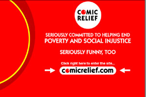 Comic Relief has been unfairly criticised