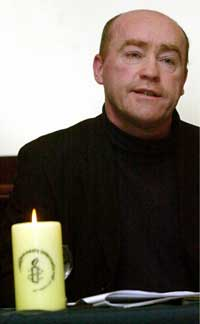 Amnesty Director Seán Love