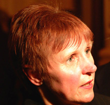 Margaret Urwin of Justice for the Forgotten