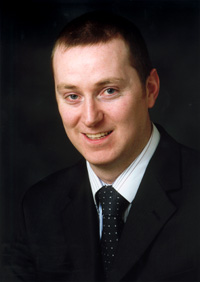 North Antrim Sinn Féin Assembly member Philip McGuigan