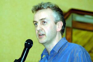 Sinn Féin's InterTradeIreland rep, Robbie Smyth