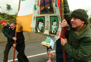 Ballina honours Michael Gaughan on the 30th anniversary of his death on hunger strike
