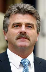 Sinn Féin TD Arthur Morgan