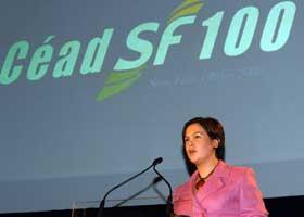 Sinn Féin MEP Mary Lou McDonald