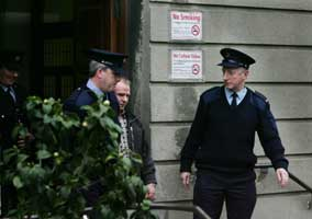 Colm Murphy pictured after his conviction was overturned