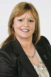 Sinn Féin Councillor Annette Spillane