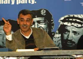 Palestinian MP Dr Jamal Zahalka