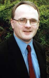 Sinn Féin MLA Barry McElduff