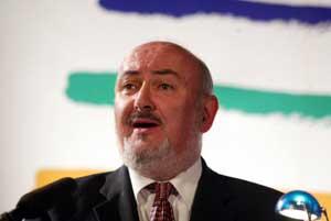 Sinn Féin Dáil leader Caoimhghín Ó Caoláin