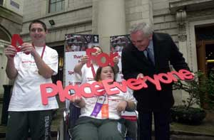Despite the hype around the Special Olympics, the government has let down children wth special needs