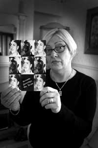Peter McBride's mother, Jean, is still fighting for justice