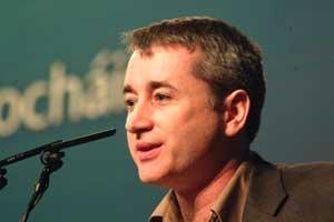 Martin Spain - previous editor of An Phoblacht