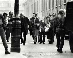 Heath was the British Prime Minister who presided over the events of Bloody Sunday