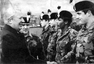 Edward Heath - former conservative British Prime Minister was no friend of Ireland