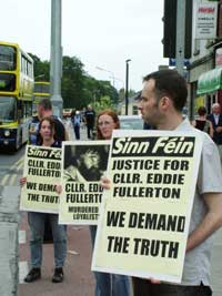 Campaigners calling for Fullerton Inquiry