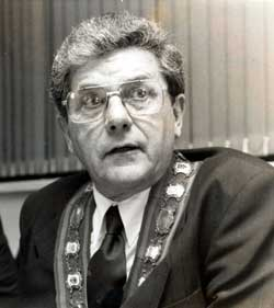 Robert Saulters - Grand Master of the Orange Order