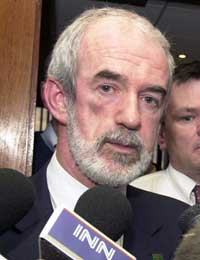 Mick Halpenny - National Industrial Secretary of SIPTU