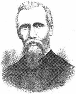 Jeremiah O'Donovan Rossa - a founding Fenian member
