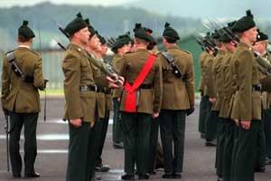 The RIR - Britain's Orange militia