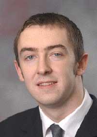 Sinn Féin councillor Daithí McKay