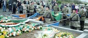 Newry republicans honour Ireland's dead