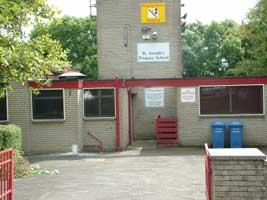 Ahoghill primary school under attack