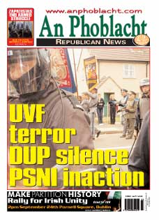 Silence and inaction from unionist establishment