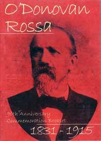 Commemorative booklet of O'Donovan Rossa