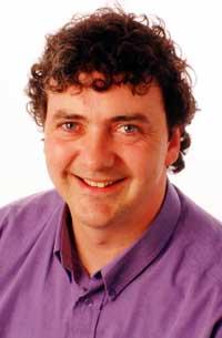 Sinn Féin Cllr. Thomas Pringle from Donegal