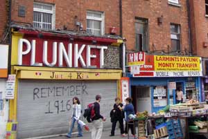 The historical significance of 16 Moore Street hasn't been forgotten